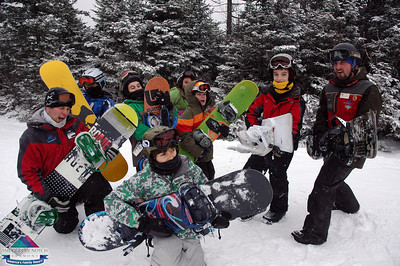 Dec.31st- SSU Ski & Snowboard Groups