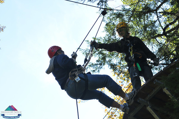 Oct. 8th-ZIP LINE PHOTOS