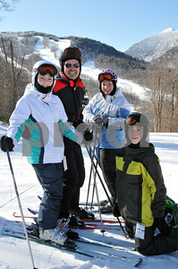Feb.20th- FAMILIES,COUPLES, - Morning crossover trail to Madonna