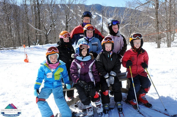 March 6th/7th - GROUP PHOTOS (ski school)