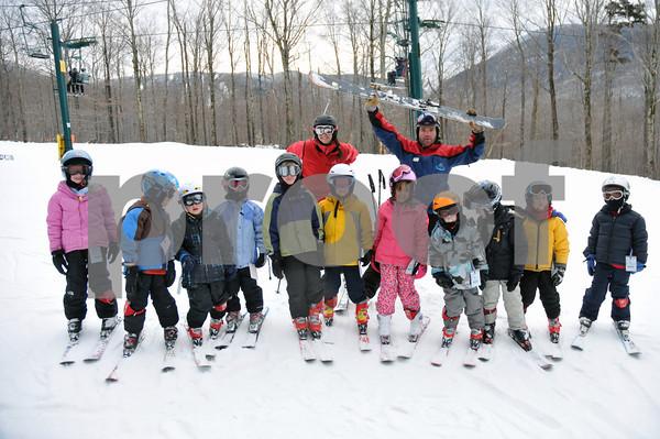 Wk. of Jan.19th- GROUP PHOTOS- ski school