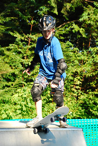 Wk. of August 30th - Skateboarding Camp