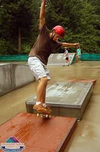 Wk. of Aug.1st -Skateboard Park