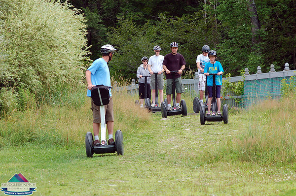 Wk. of July 25th- Segway Photos