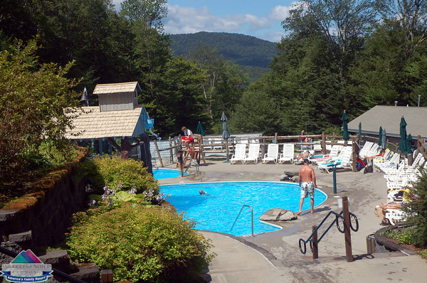 Wk. of July 25th- Notchville,Courtside.and Mountain Side Pools