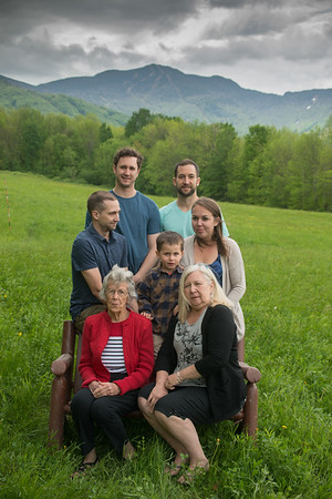 Somers Family - 5/27/18