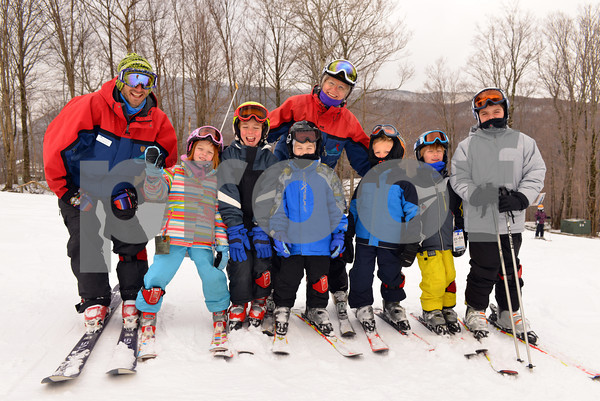 April 2nd & 4th 2013 - Ski GROUP PHOTOS - SSU