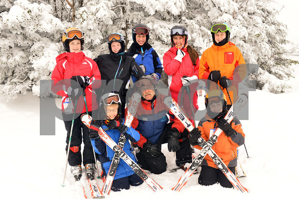 March 5th/6th SKI GROUP PHOTOS