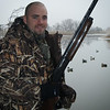 Brian Smith - Duck hunting in maryland