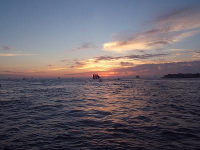 Douglas Smith - Sail Into The Sunset