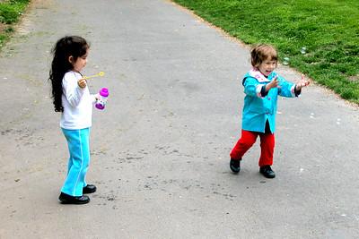 Park Bubbles