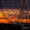 Douglas Forster - Mount Fuji Ferris Wheel