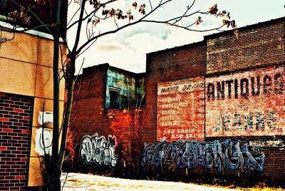 Jude Wagner - The art of Detroit