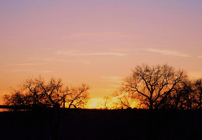 Jeffrey B. Adams - Minnesota sunset