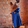 whitney Deal - Massai Mother and Babay