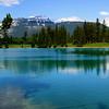 Becky Griffiths - Lac Beauvert, Jasper, Alberta, Canada