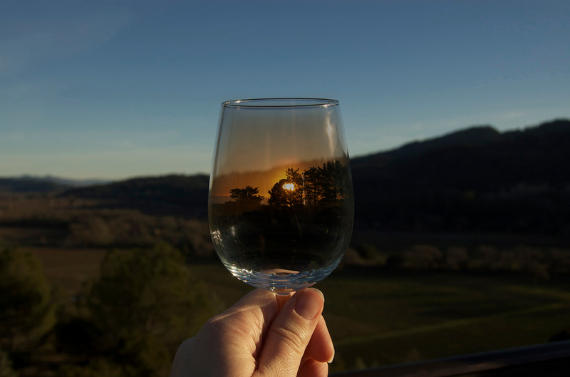 Napa and Wine