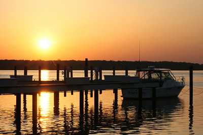 Dock of Sunshine