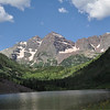 Christine Brown - Maroon Bells, 2009
