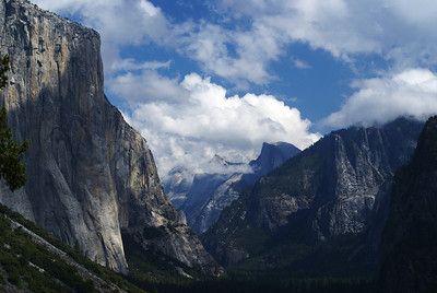 Lillie chiarello - El Cap and Half Dome