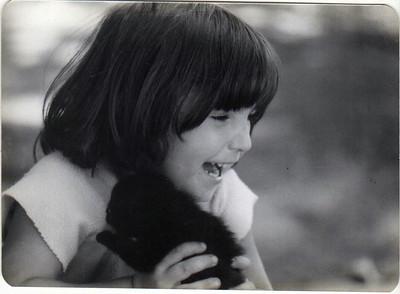 Kelli and Kitty