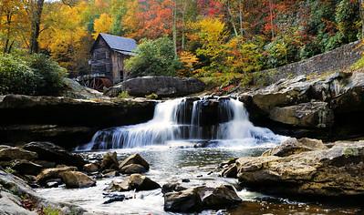 Walter Sullivan - Glade creek mill