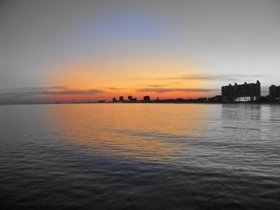 Cherry Grove Sunset