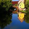 Benjamin Reed - Pegnitz River in Nuremberg
