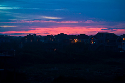 Elkyn Orellana - Outerbanks Night Sky