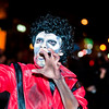 MICHAEL JACKSON, NYC HALLOWEEN PARADE, THRILLER