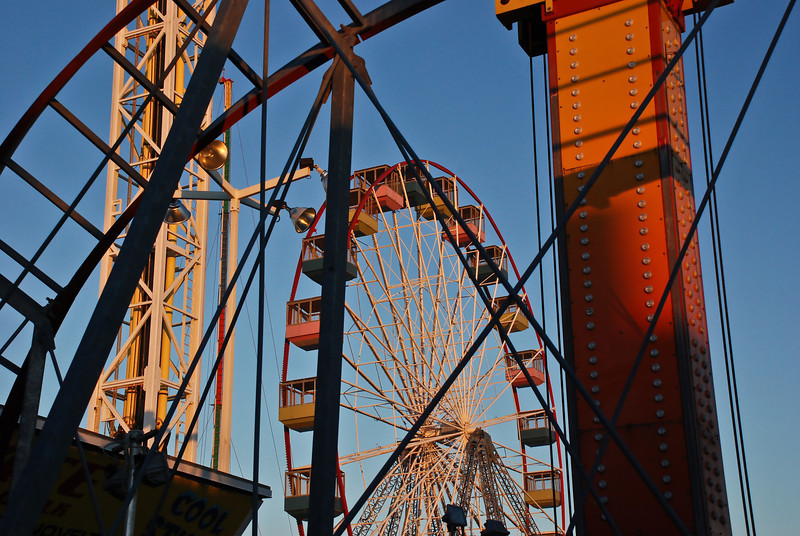 NJ Shore, CARNIVAL FERRIS WHEEL