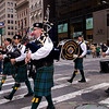 Saint Patrick's Parade, Firemen Bag Pipes