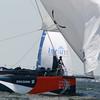 Volvo Ocean Race, In-Port Racing, Baltimore, Maryland