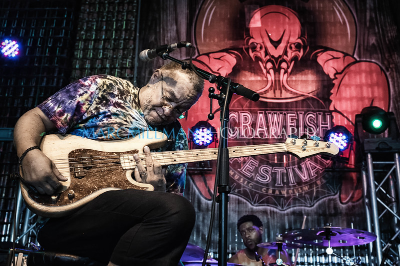 George Porter Trio feat  June Yamagishi NOLA Crawfish Fest (Tue 4 26 16)_April 26, 20160026-Edit-Edit