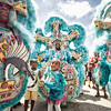 Black Feathers & Young Seminole Hunters Mardi Gras Indians parade (Sun 4 24 16)_April 24, 20160047-Edit