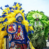 Black Feathers & Young Seminole Hunters Mardi Gras Indians parade (Sun 4 24 16)_April 24, 20160067-Edit