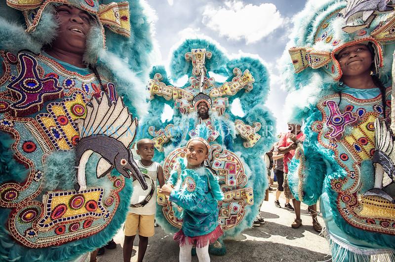 Black Feathers & Young Seminole Hunters Mardi Gras Indians parade (Sun 4 24 16)_April 24, 20160047-Edit