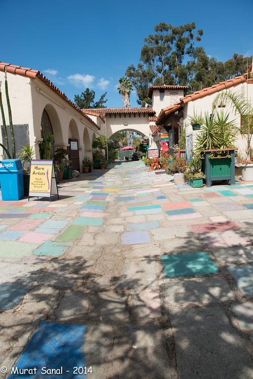 Balboa Park & Spanish Village