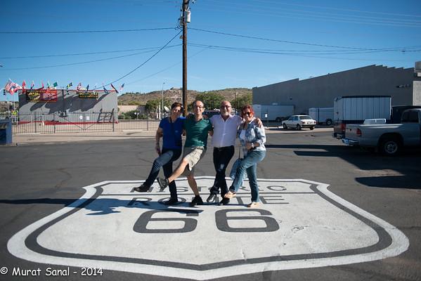 Route 66 - Kingman
