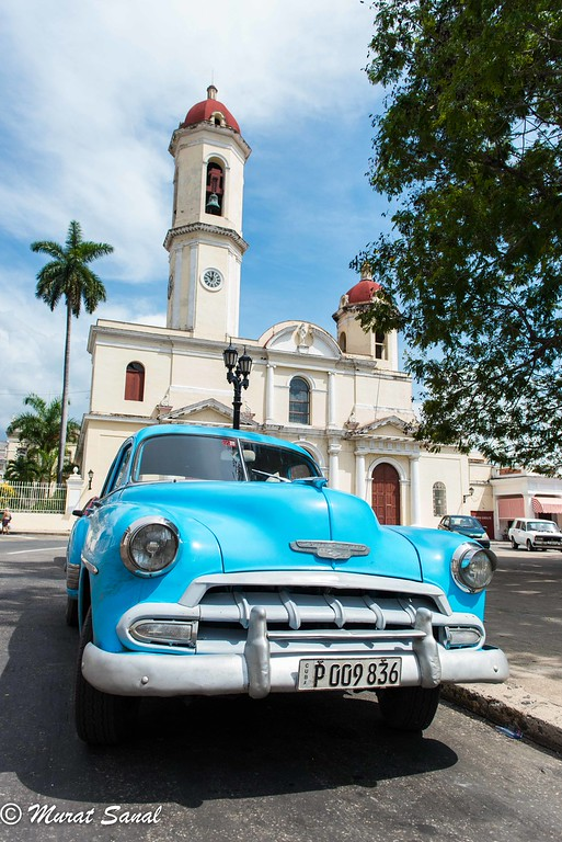 The Old Cars in Cuba