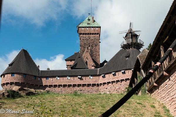 Haut Koningsburg Şatosu
