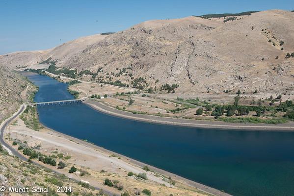 SanlıUrfa - Atatürk Barajı
