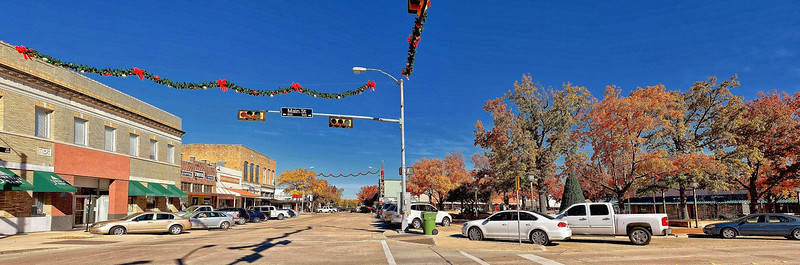 Downtown Garland Square