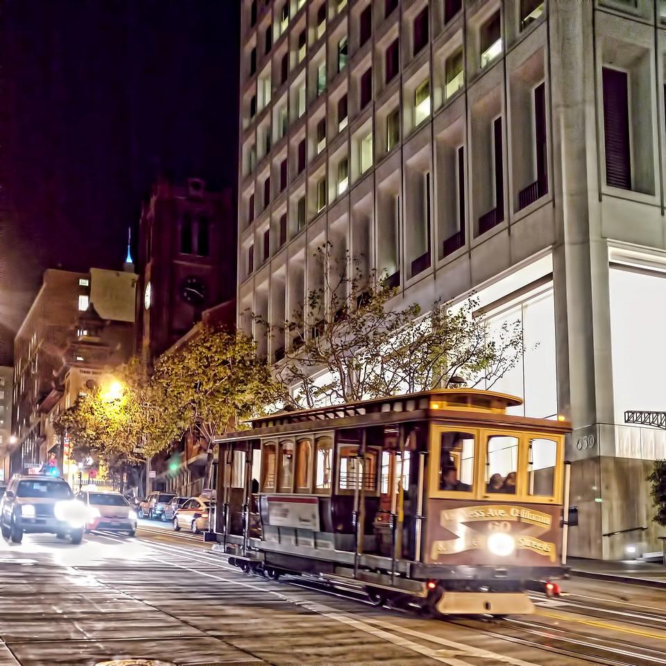 My favorite mode of transportation in San Francisco