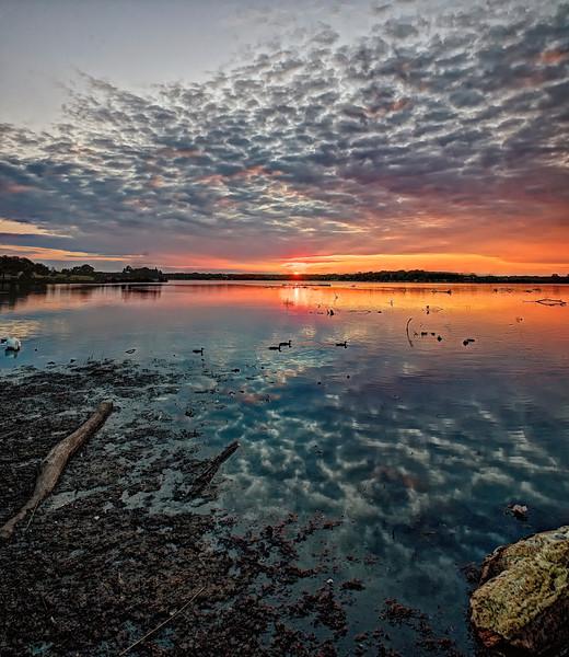 Sunset Bay at White Rock Lake, Dallas