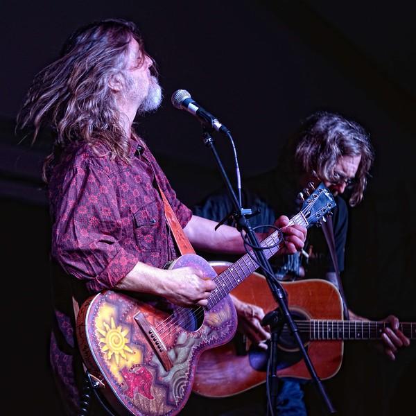 Walt Wilkins and Bill Small