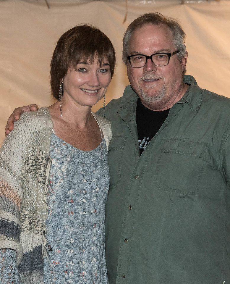 Lari White, Dave Hensley