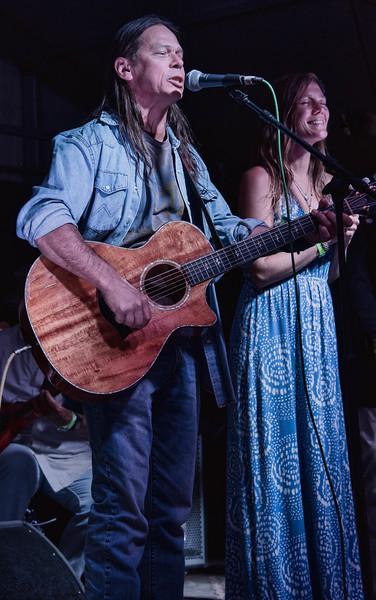 Jimmy Davis, Kelley Mickwee