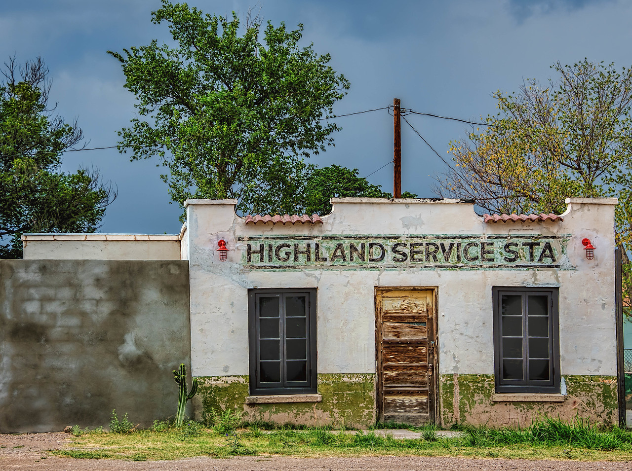 Near Marfa, Texas