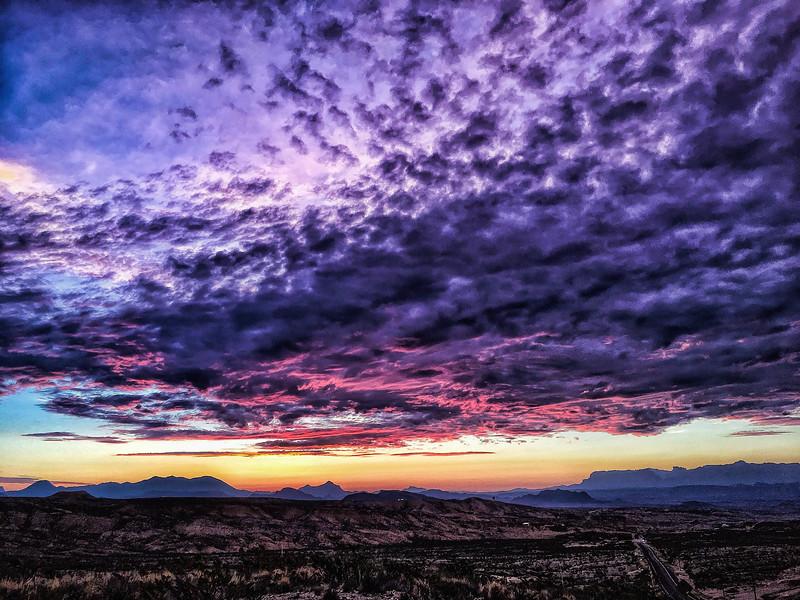 Daybreak, Terlingua